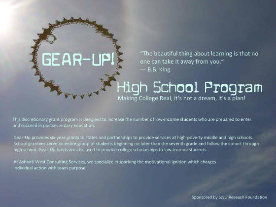 Gear-Up Progam: Introduction